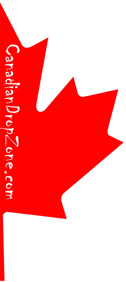CanadianDropZone.com Leaf